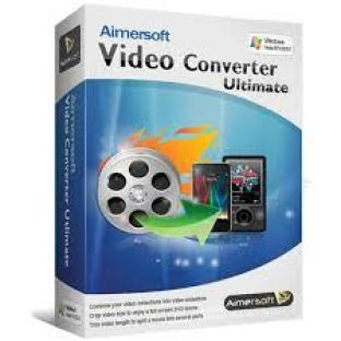 Aimersoft Video Converter Ultimate 11.7.1.4 + Crack + Serial Key Download