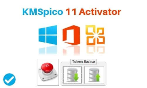 KMSpico 11 Final Windows 10 Activator