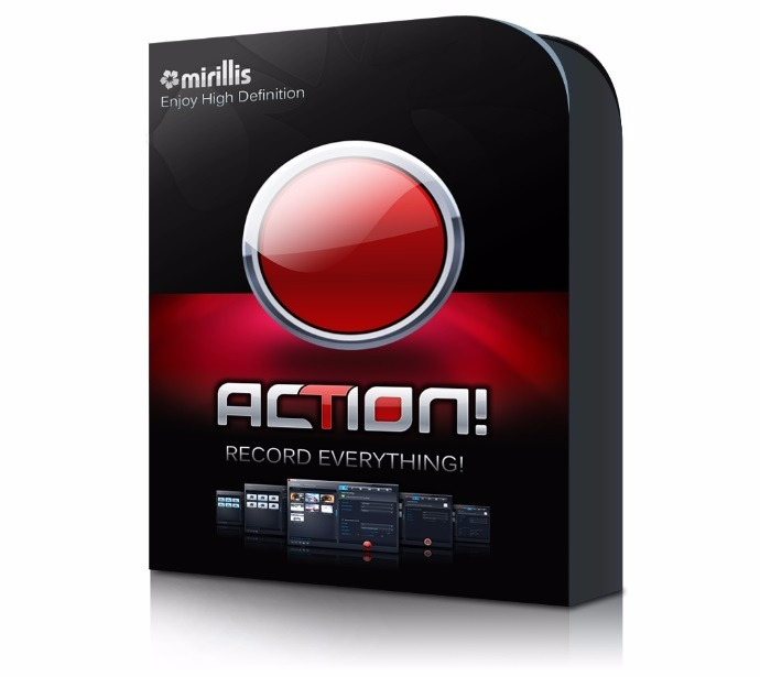 Mirillis Action 4.1.1 Crack