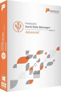 Paragon Hard Disk Manager 17.13.0 Crack