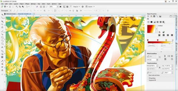 Corel Draw Graphics Suite 22.0.0.412 Crack
