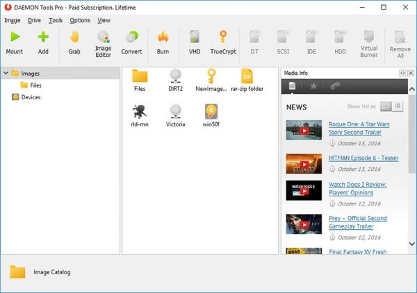 DAEMON Tools Pro Crack + License Key 2020 Free Download