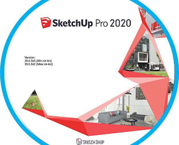 SketchUp Pro Crack + License Key 2020 [Latest Version]