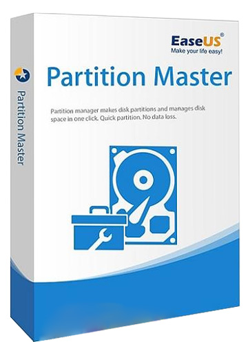 EaseUS Partition Master Crack Full Version