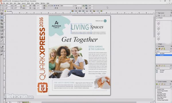 QuarkXPress Crack + License Key [Latest] Free